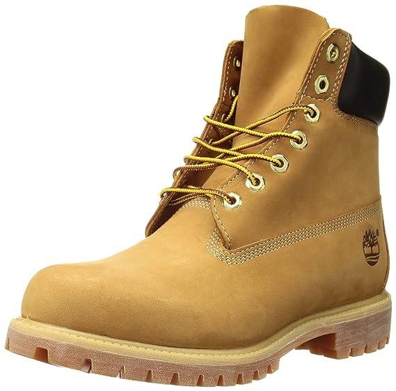 77204b6111a Timberland Icon Premium 10061 Boot Wheat Nubuck 9 UK / 9.5 US