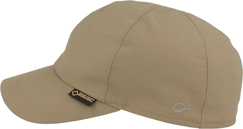 G/öttmann Monaco Gore-Tex Baseballcap Basecap aus Gore-Tex/® schwarz