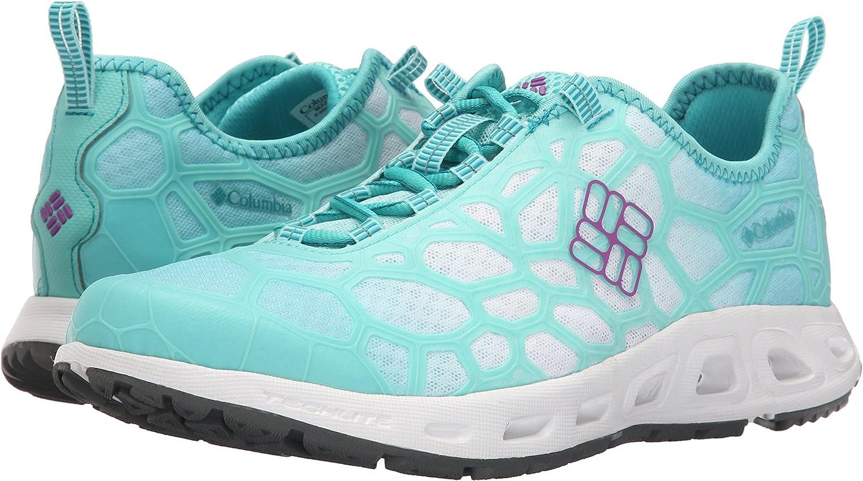 Columbia Megavent, Zapatillas de Trail Running para Mujer, Multicolor Caramelo Menta Razzle, 43.5 EU: Amazon.es: Zapatos y complementos