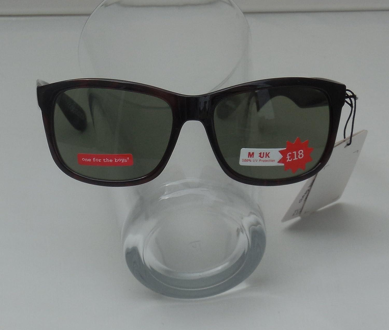 c7089f19600f MUK Mens Goodsen Sunglasses Tortioseshell: Amazon.co.uk: Clothing