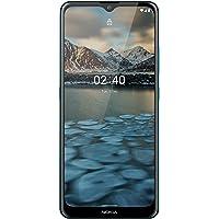 جوال نوكيا 2.4 4G بشاشة HD+ قياس 6.5 انش ثنائي شرائح الاتصال بذاكرة روم 32GB وذاكرة RAM سعة 2GB وكاميرا متعددة الانماط…