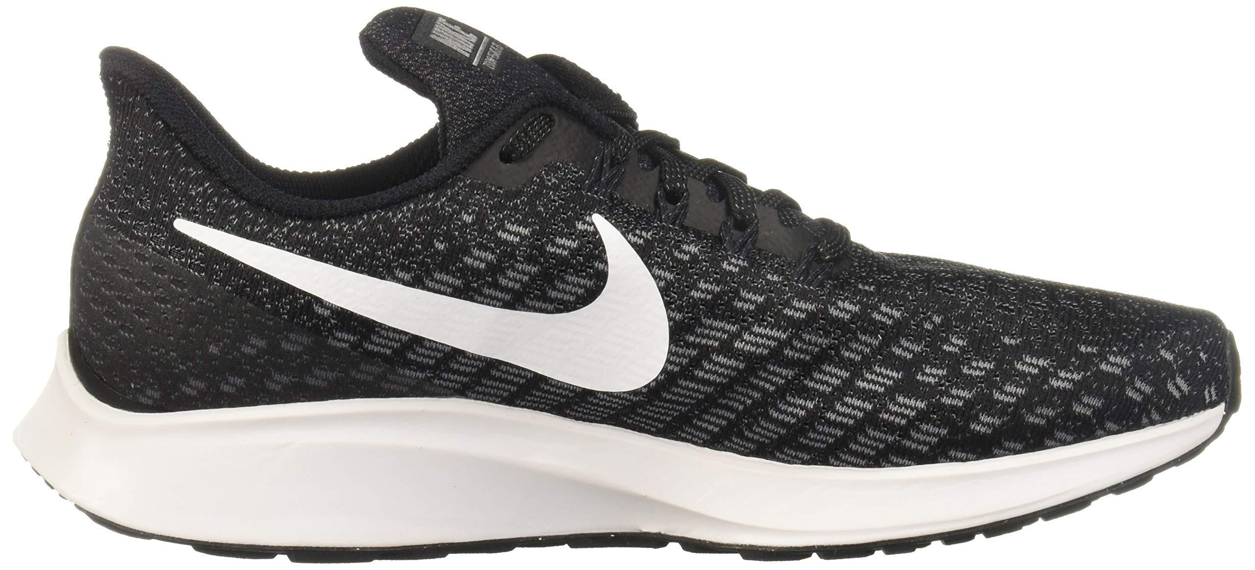 Nike Shox Current Gs Women's Running Shoe (5, Black/Black) by Nike (Image #6)