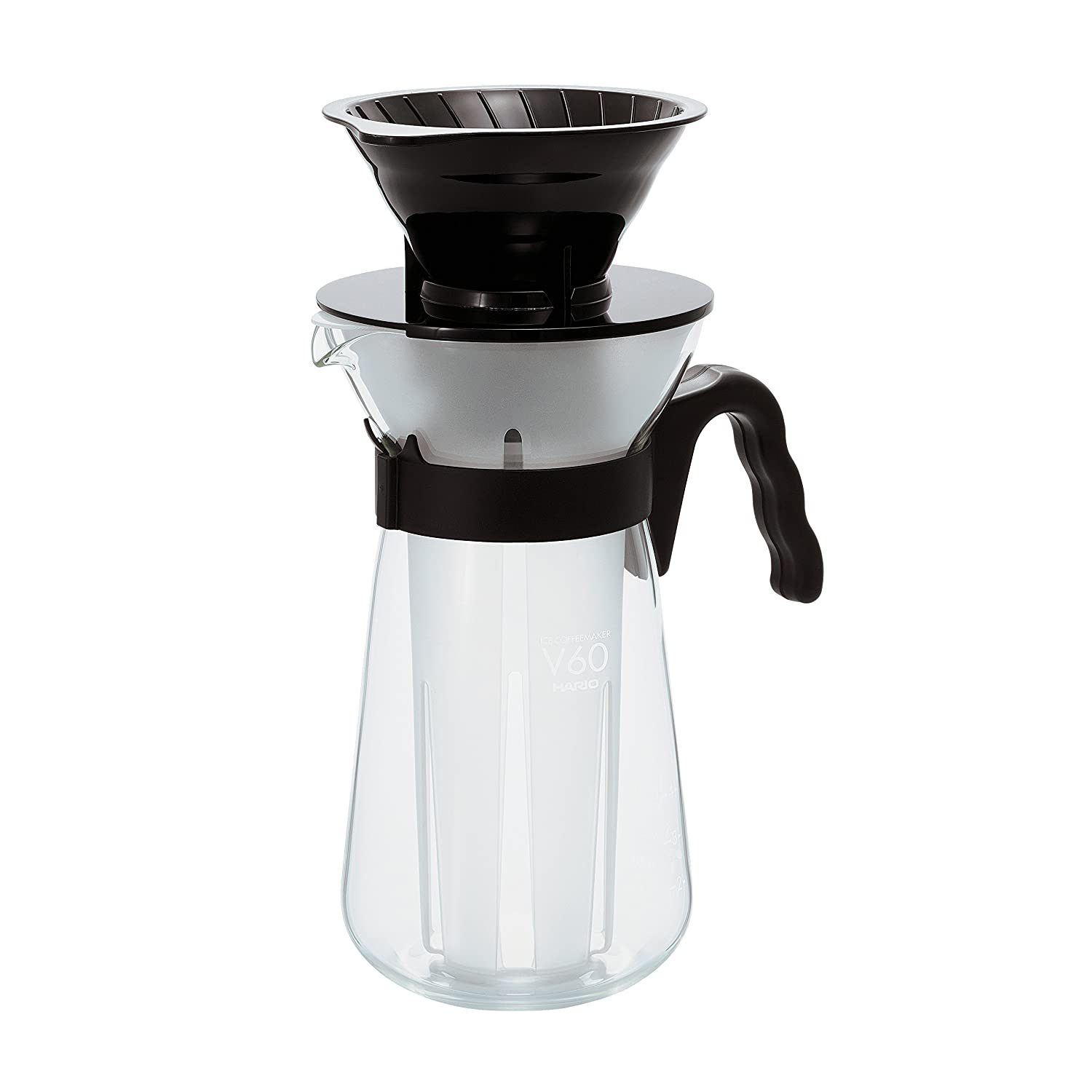 Hario V60 Fretta Ice Coffee Maker Black VIC-02B