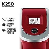 Keurig K250 Coffee Maker, Single Serve K-Cup Pod