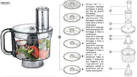Accessori e parti di ricambio Per robot da cucina-Disco a ...