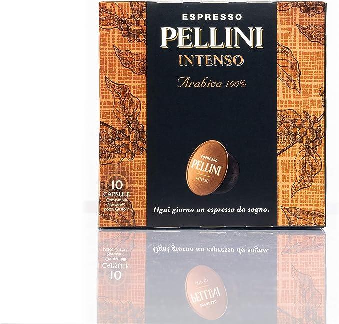 Pellini 329680131 Intenso Dolce Gusto Cápsulas Compatibles, 60 ...