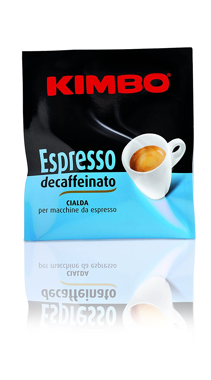 Amazon.com : Kimbo Espresso Decaf Coffee, 18 Pods : Grocery & Gourmet Food