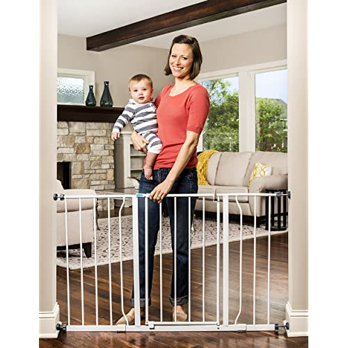 Pressure Mounted Baby Gate Amazon Com
