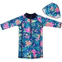 Sweegentle Baby Girl Swimwear One-Piece Swimsuit UPF 50+ -Sun Protective Sunsuit