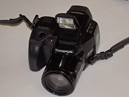 Analógica SLR Camera - Olympus IS de 1000 35 mm cámara réflex ...