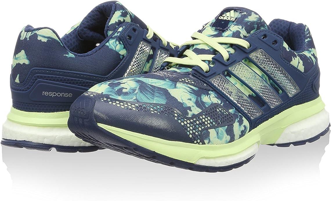 adidas Response 2 Graphic W, Zapatillas de Running para Mujer ...
