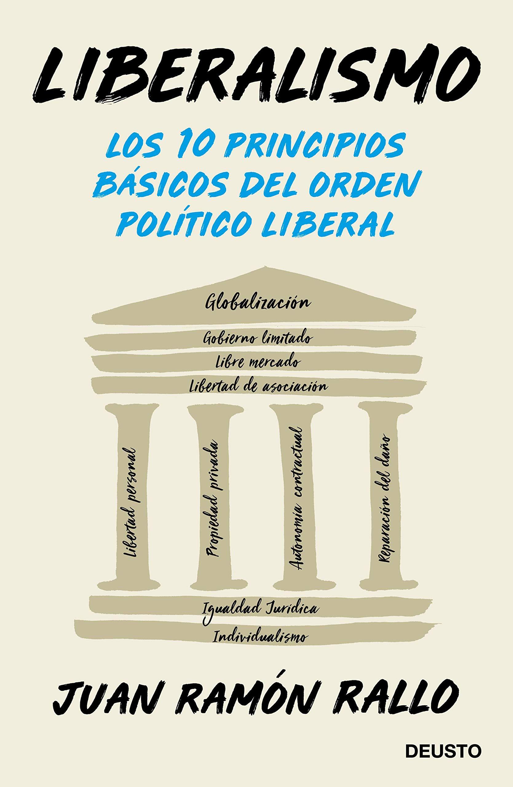 Liberalismo: Los 10 principios básicos del orden liberal (Sin colección) por Juan Ramón Rallo