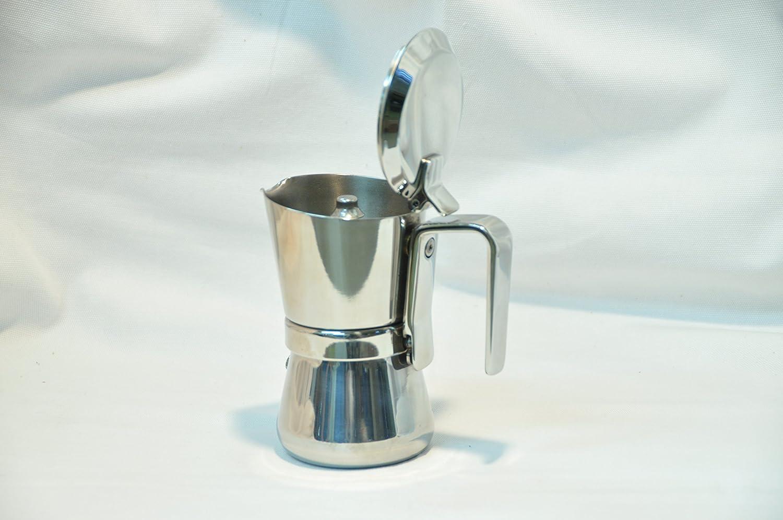 Acquisto Giannini – caffettiera per espresso, 3003010, colore: argento Prezzi offerta