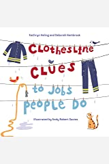 Clothesline Clues to Jobs People Do Kindle Edition