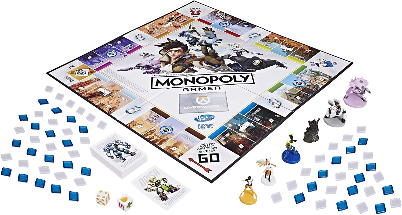 Hasbro Overwatch Monopoly: Amazon.es: Juguetes y juegos