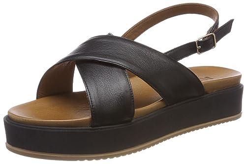 d98c2e77090d Inuovo Women s 8726 Open Toe Sandals  Amazon.co.uk  Shoes   Bags