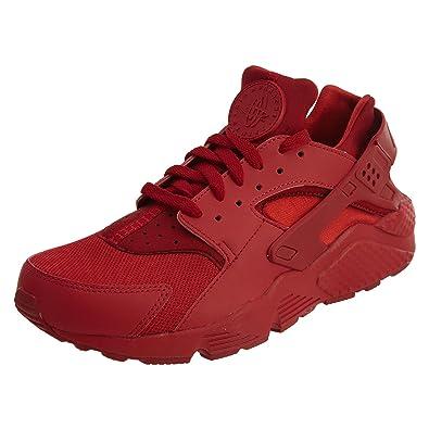 air huarache scarpe uomo rosse