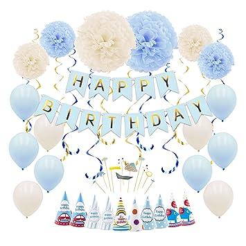 1st Birthday Decorations For Boys Baby Boy 1st Birthday Decoration