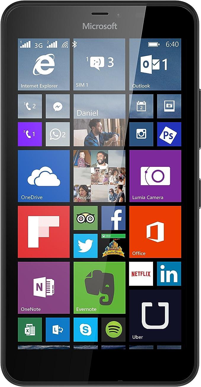 Nokia Lumia 640 XL - Smartphone 5.7