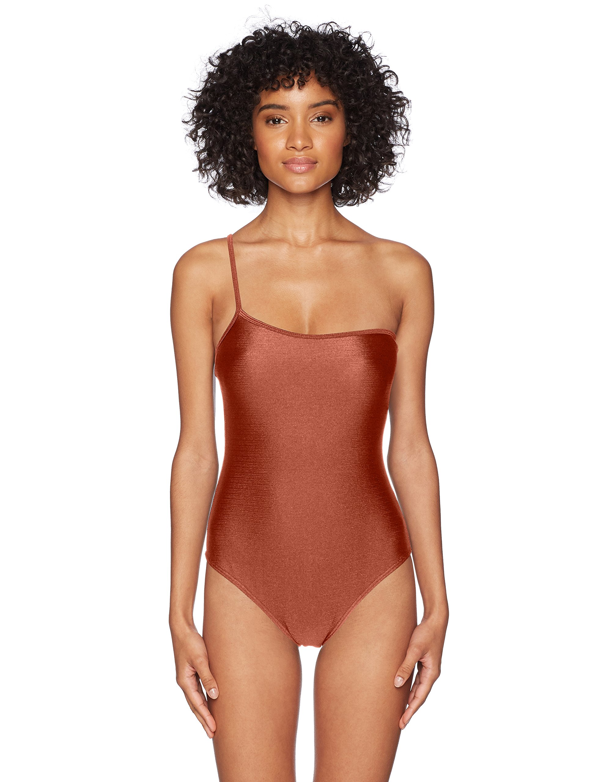 Billabong Junior's Love Bound One Piece Swimsuit, Sienna, M