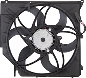 Spectra Premium CF19012 Radiator Fan Assembly