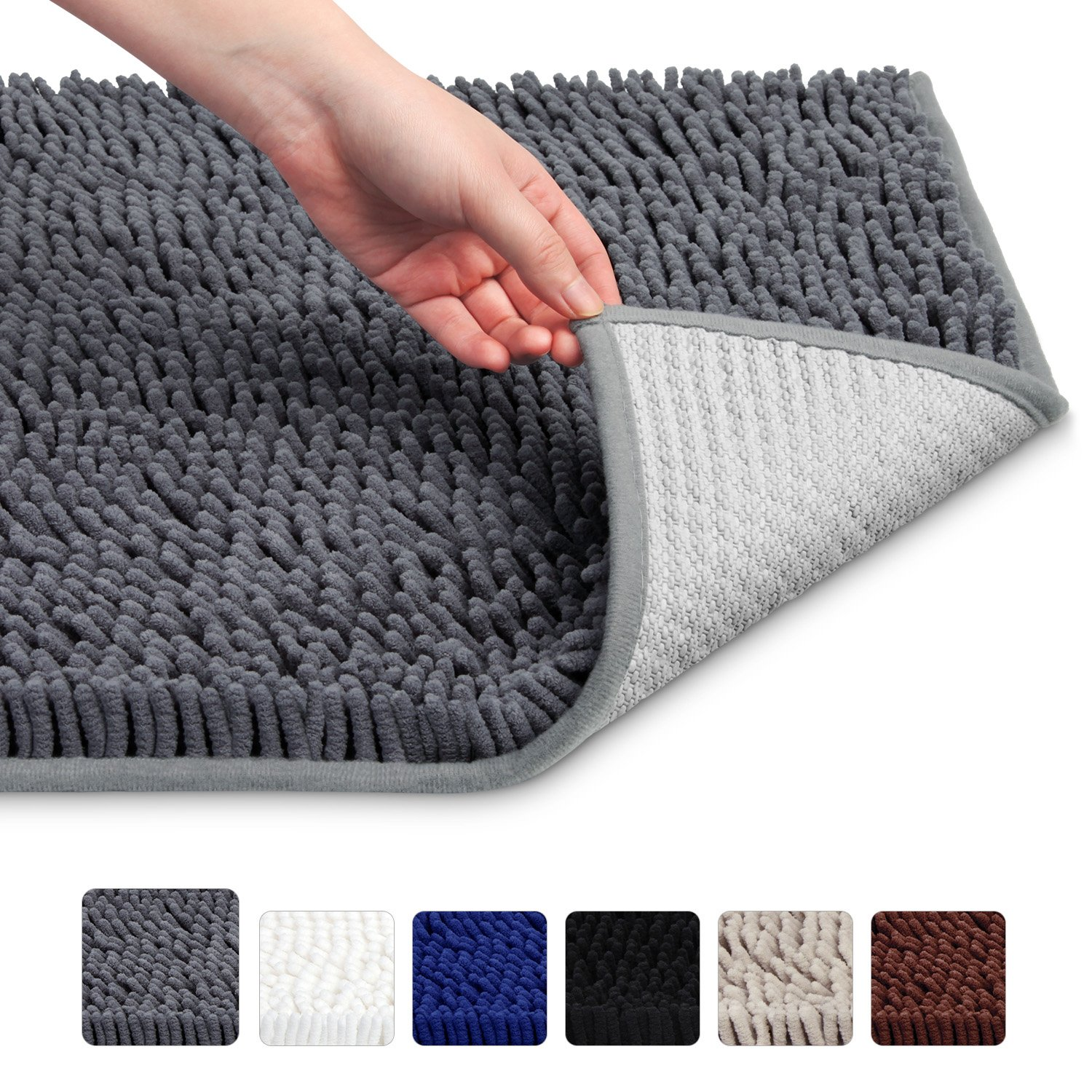 The Best Bathroom Rugs And Non-Slip Mats: Reviews & Buying Guide 6