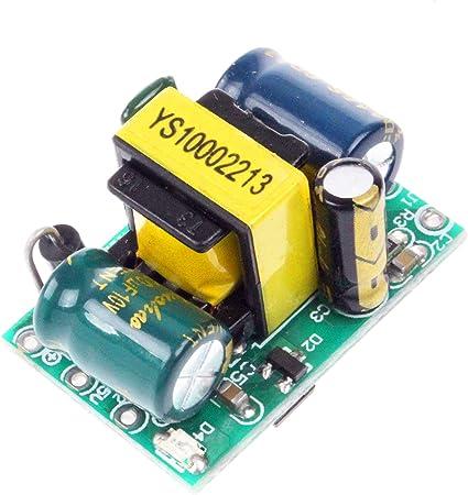 AC-DC 5V 700mA 3.5W Power Supply Converter Step Down Module F Arduino CA