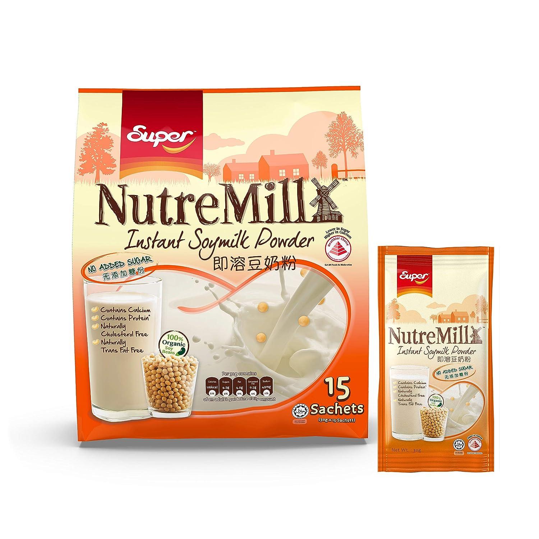 SUPER NutreMill Soy Milk Powder No Sugar