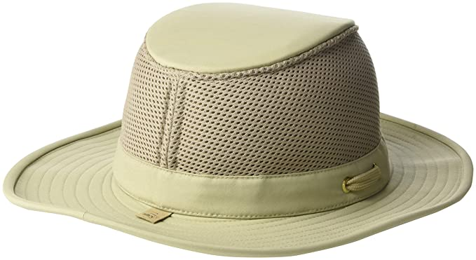 77a755fdde1 Tilley Mesh AIRFLO Hat Adults at Amazon Men s Clothing store