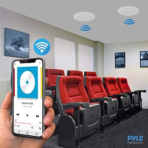 Pyle PWRC65BT - Full Range Active Passive Speaker System review