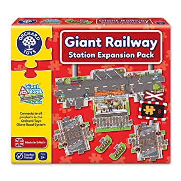 Orchard Toys Station Expansion Pack
