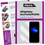 6x dipos Schutzfolie Apple iPhone 7 Displayschutzfolie Folie Crystalclear