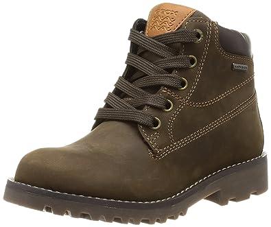 Geox U Mattias B Abx, Boots homme - Marron (Chestnut), 41 EU
