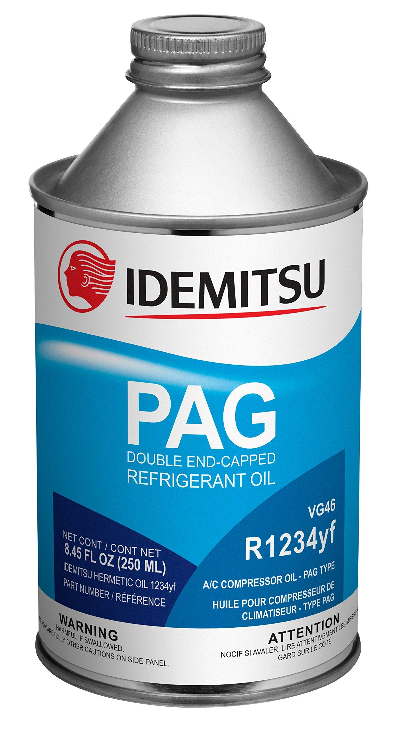 Idemitsu 32450017-70200C020 Air Conditioning Compressor Pag Oil R1234yf, 8. fluid_ounces