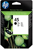 HP 45 - Print cartridge - 1 x black - 930 pages - blister