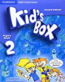 Kid's Box for Spanish Speakers Level 2 Pupil's Book with My Home Booklet Second Edition - 9788483239568