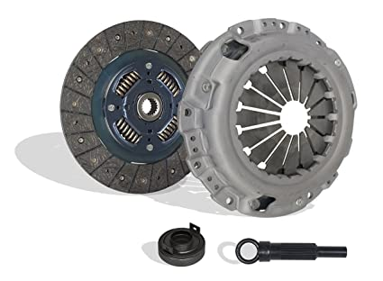 Clutch Kit Works With Mitsubishi Eclipse Expo 3000Gt Plymouth Colt R/T Sxt Lx Spyder Gs S Se Sport 4x4 1990-2005 2.0L l4 GAS DOHC Turbo 3.0L V6 GAS DOHC ...