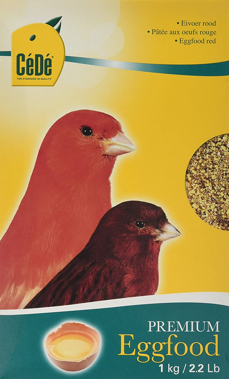 Amazon.com : Higgins Pet Food Cede Nestling Eggfood Color 1 Kg : Pet Supplies
