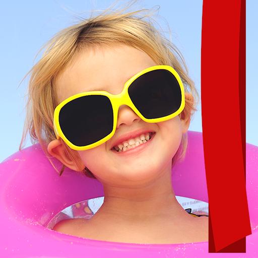Sunglasses Photo Montage - Wayfarer Of Types