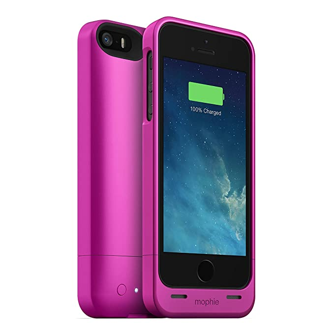 Amazon Mophie 2479 Juice Pack Helium For Iphone 55sse Pink