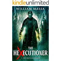 The Death Whisperer (The Hexecutioner Book 5) book cover