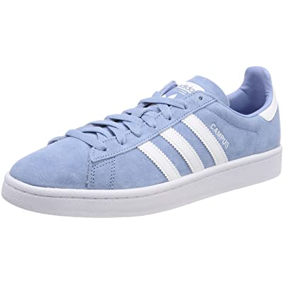 adidas Originals Women's Campus Women's Suede Ash Blue Sneakers In Size 7.5 US Light Blue