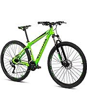 "Moma Bikes Bicicleta Montaña Peak 29"" ALU, Shimano Altus 27V, Doble Frenos Hidraulicos, Susp. Delantera (Varias Tallas)"