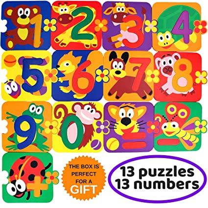 Number Books for Preschoolers