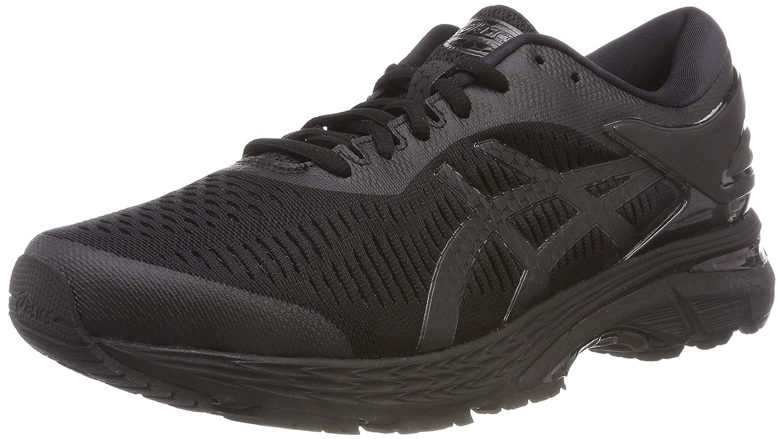 Asics Gel-Kayano 25, Zapatillas de Running para Hombre 43.5 EU|Negro (Black/Black 002)