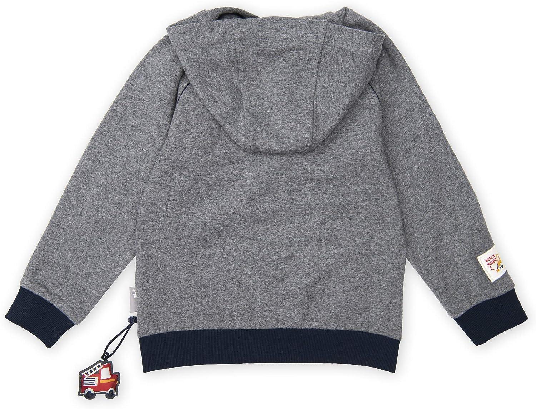 Sigikid Jungen Kapuze Sweatshirt