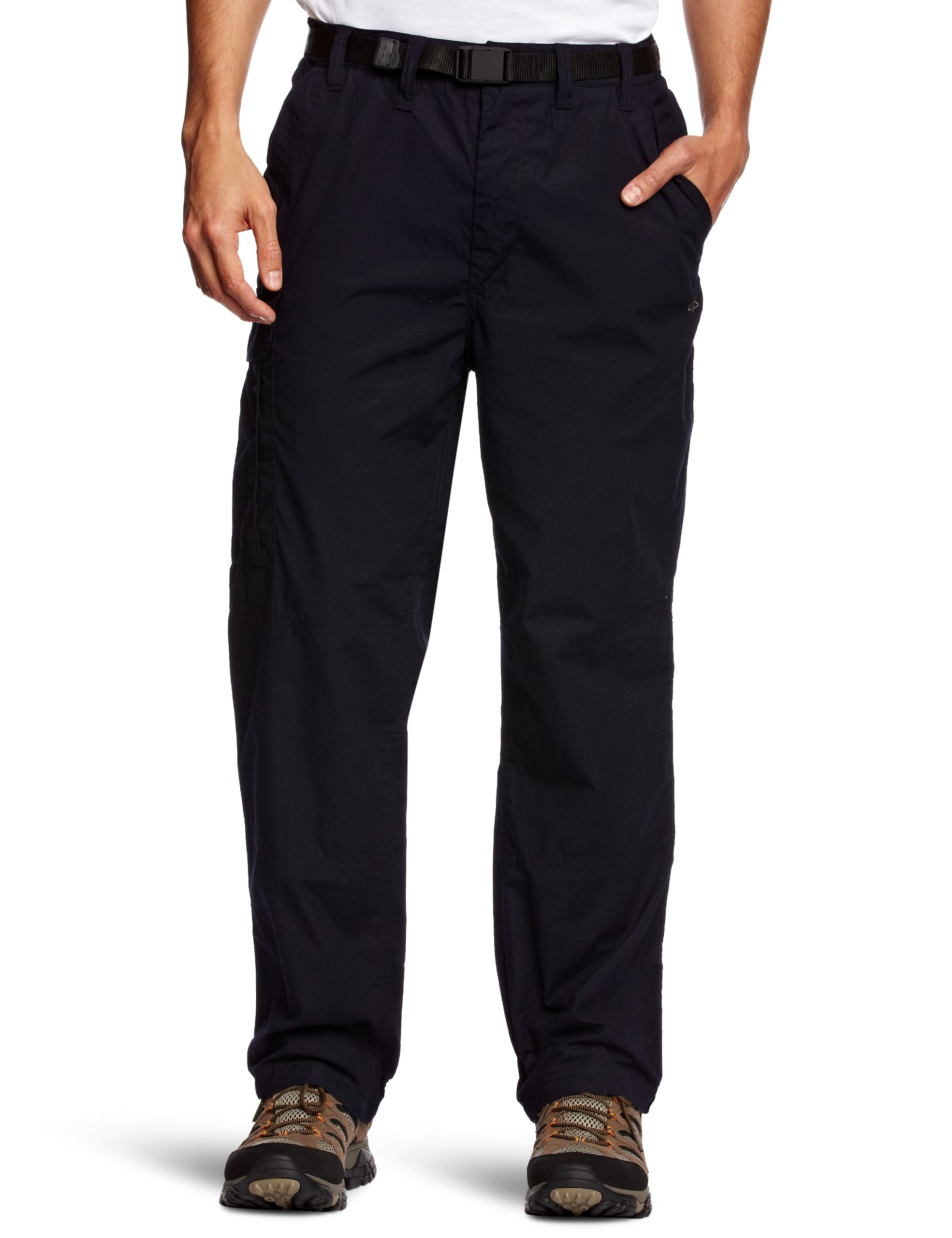 Craghoppers UV Protection Classic Kiwi Men's Outdoor Walking Trouser available in DK Navy - Size 30 Short