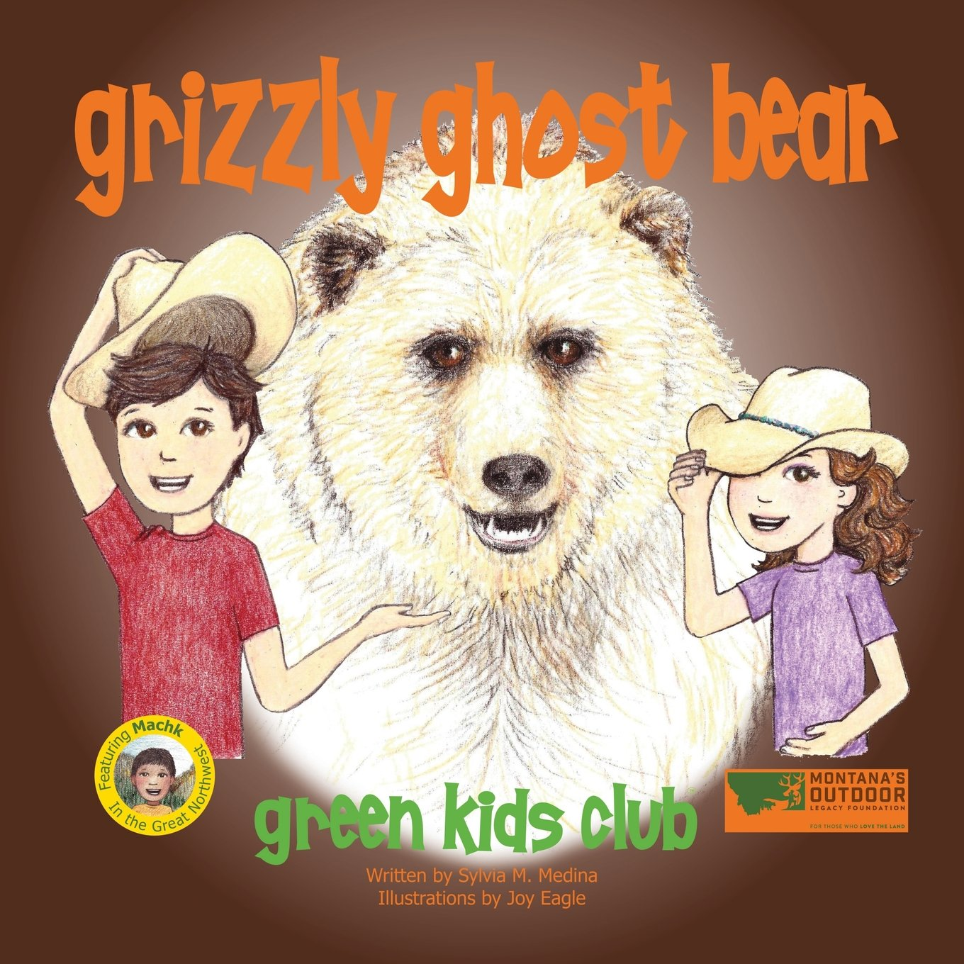 Read Online Grizzly Ghost Bear PDF
