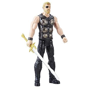 Marvel Infinity War Titan Hero Series Thor with Titan Hero Power FX Port f77cb44ad55
