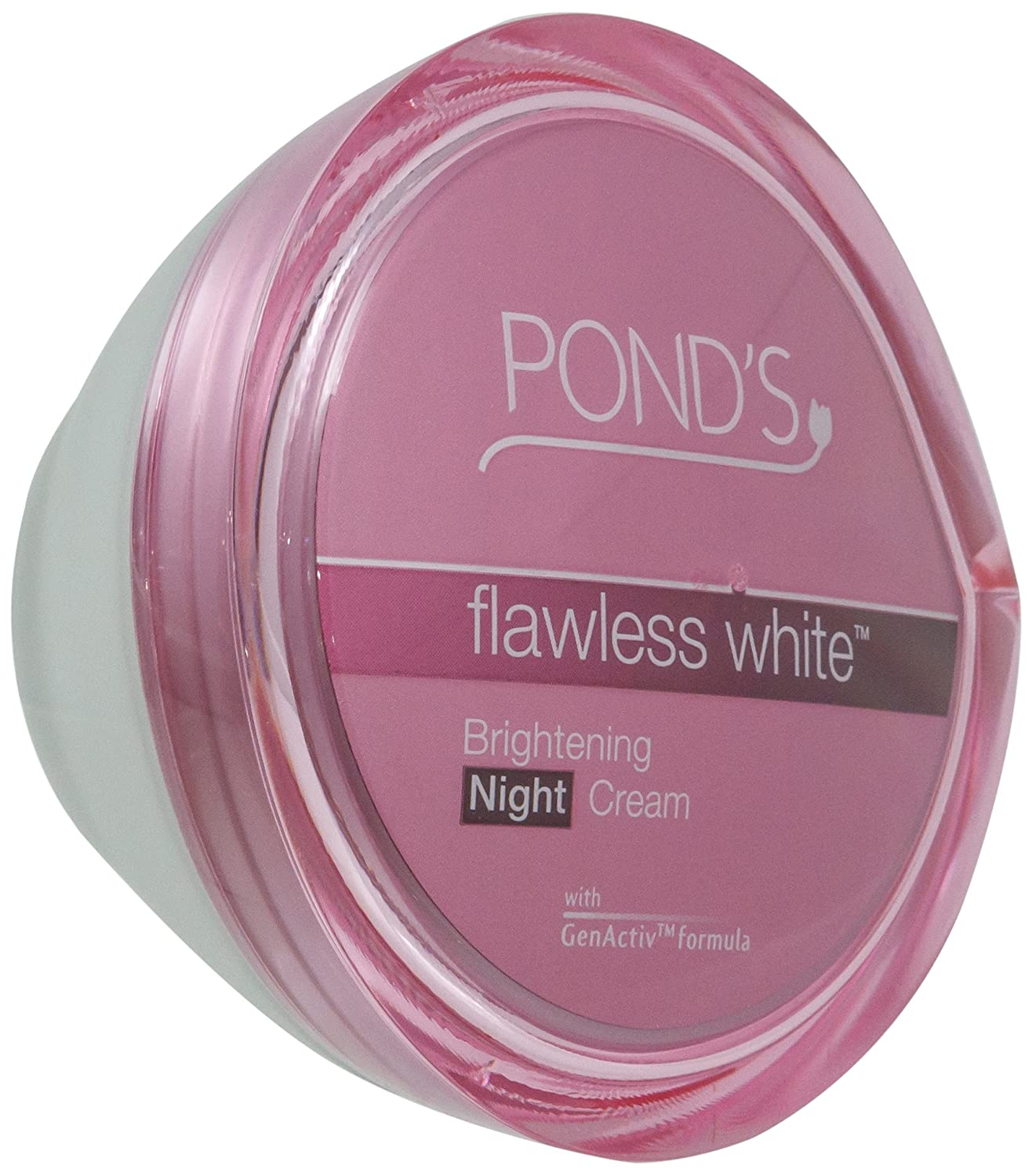 Ponds Flawless White Brightening Night Cream 50 Grams Age Miracle Day Jar G Beauty